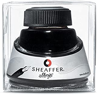 Sheaffer - Skrip Bottled Ink, 50 ml., Black, Sold as 1 Each, SHF94231