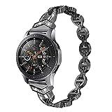 Cinturino In Diamanti Da Donna Per Huaw Watch 3/Pro GT 2 46mm 42mm 48mm Bracciale Con Cinturino Per Samsung Galaxy Watch3 45mm/41mm/Active 2 Belt *4*