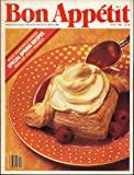 Bon Appetit - America's Food and Entertaining Magazine - April 1983