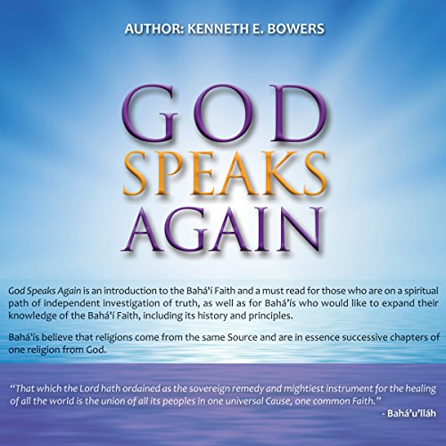 God Speaks Again audiobook cover art