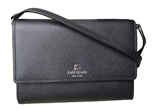Kate Spade New York Cove Street Dody Leather Crossbody Bag - Black