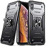 DASFOND Designed for iPhone XS MAX Case, Military Grade