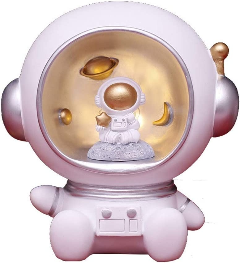 Piggy Bank Astronaut Money Coin free shipping Creative Resin B lowest price