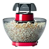 Cecotec Máquina de Hacer Palomitas Fun&Taste P'Corn Easy. 1200 W, Sistema de inyección...