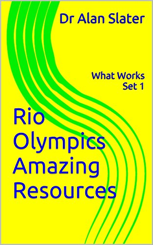 Rio Olympics Amazing Resources: What Works Set 1 (2016 Rio Olympics Amazing Resources ROAR) (English Edition)