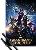 1art1 Guardians of The Galaxy Poster (91x61 cm) Gamora,