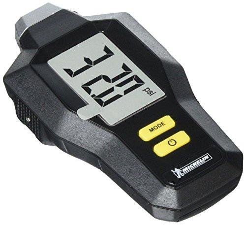Michelin 12291B - Medidor digital de presión de neumáticos y profundidad de banda de rodadura