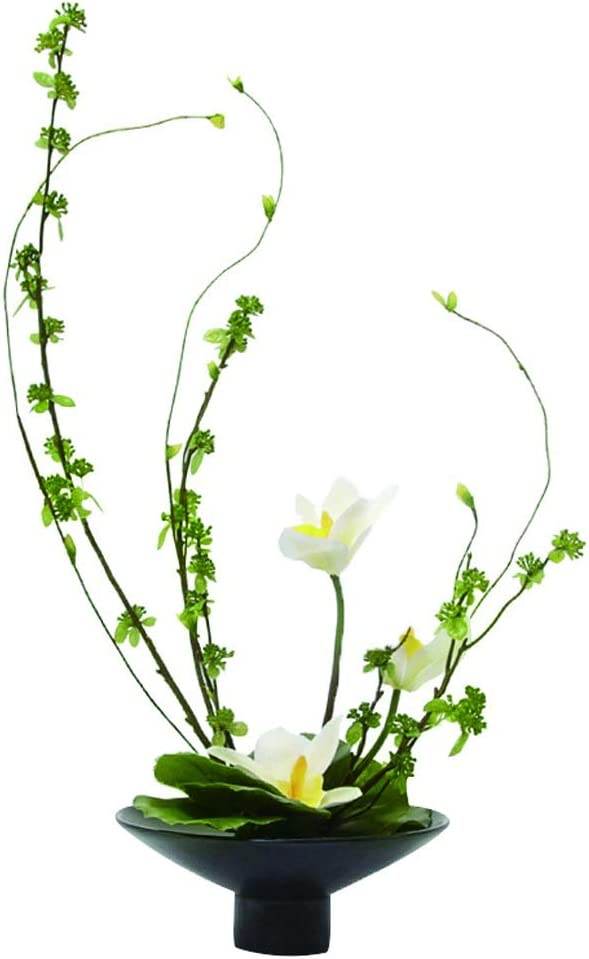 BAO2021JI Artificial Flowers Max 90% OFF with Floral Vase Branded goods Plant B
