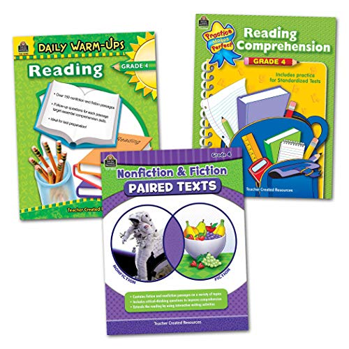 Teacher Created Resources Learning Together: Reading Grade 4