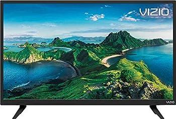 VIZIO D-Series D32H-G 32 Inch Smart Cast HD Full Array LED HDTV Wi-Fi Black  Renewed