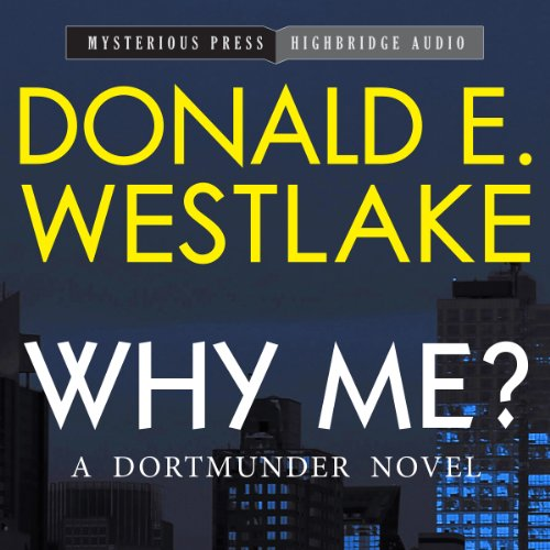 Why Me? audiobook cover art