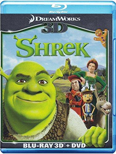 Shrek(+DVD) [Italia] [Blu-ray]