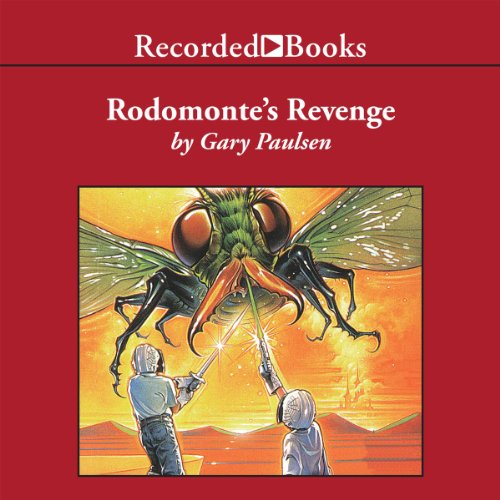 Rodomonte's Revenge audiobook cover art