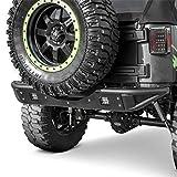 Addictive Desert Designs R952251370103 Venom Rear Bumper for Jeep JK Wrangler
