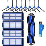 Kit d'accessoires pour pièces de rechange pour aspirateur robot Eufy RoboVac 11S Max, RoboVac 15C...