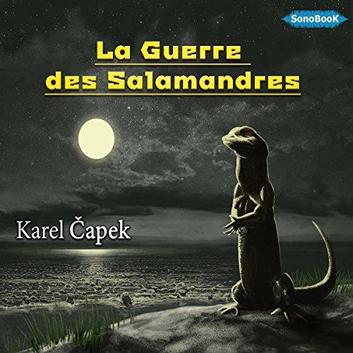 La Guerre des Salamandres cover art