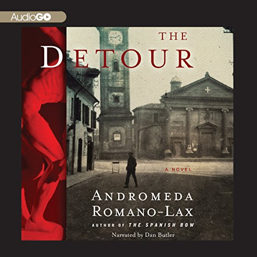 The Detour  By  cover art