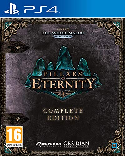 Pillars of Eternity - Playstation 4