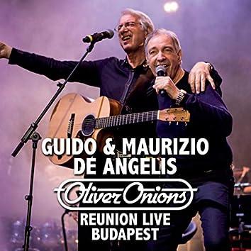 Oliver Onions Reunion Live - Budapest