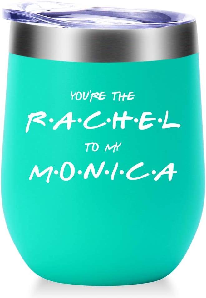 "21. ""You Are The Rachel to My Monica"" Mug"