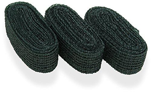 Windhager Baumanbinder Fixierband Gewebeband Pflanzenband, Zusammenbinden von Ästen und Bäumen, aus Kunststoff, 3 x 3 m, 06202