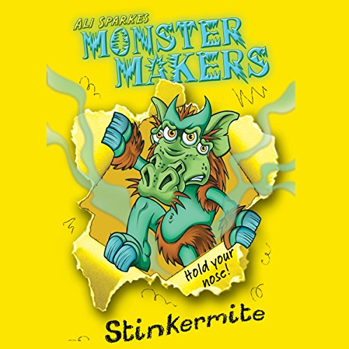 Stinkermite cover art