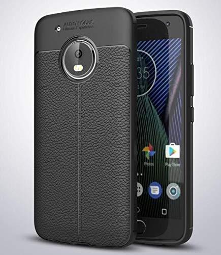 NANXCYR para Motorola Moto Z2 Play / E5 Plus / Z3 Play / P30NOTE / Power / P30 Play/One, 2 en 1 TPU Funda de Cuero Funda a Prueba de Golpes, para Moto E5 Play GO / G7 / G7 Plus