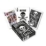 Bicycle - 1026154.0 - Jeu De Cartes - Skull - Index Petite