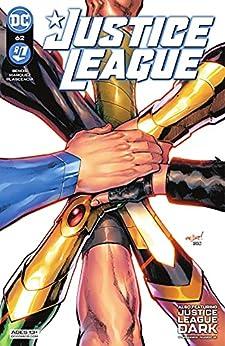 Justice League (2018-) #62 by [Brian Michael Bendis, Ram V, David Marquez, Alejandro Sanchez, , Xermanico, Romulo Fajardo, Ivan Plascencia]
