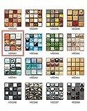 50 Piezas de Pegatinas de Azulejos Estilo Retro Mosaico...