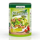 Aderezo vegano para ensalada con hierbas y ácido cítrico. No necesita vinagre 200g / 1.2...