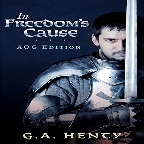 In Freedom's Cause audiobook cover art