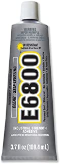 UV6800 260011 Industrial Adhesive, 3.7 fl oz Clear