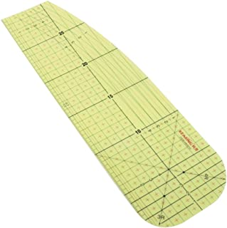 キルティング定規 パッチワーク定規 縫製定規 テーラーアイロン/縫製/クラフト用