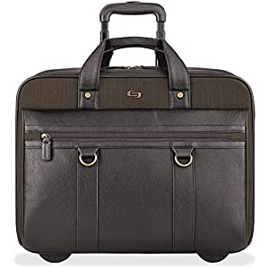 Solo New York Macdougal Rolling Laptop Bag