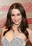 The Poster Corp Emilia Clarke at Arrivals for HBO 2014