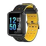 KOBWA TF2 Smart Watch Fitness Tracker IP68 Waterproof Wristband Watch for Android