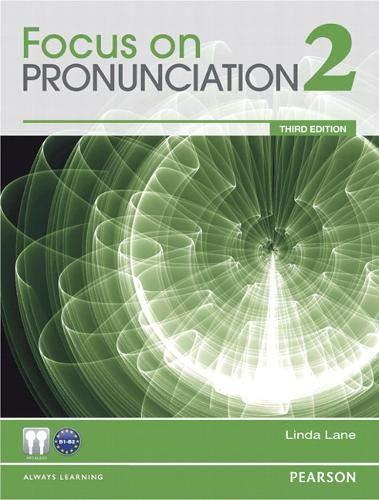 Focus on Pronunciation 2 (3rd Edition)