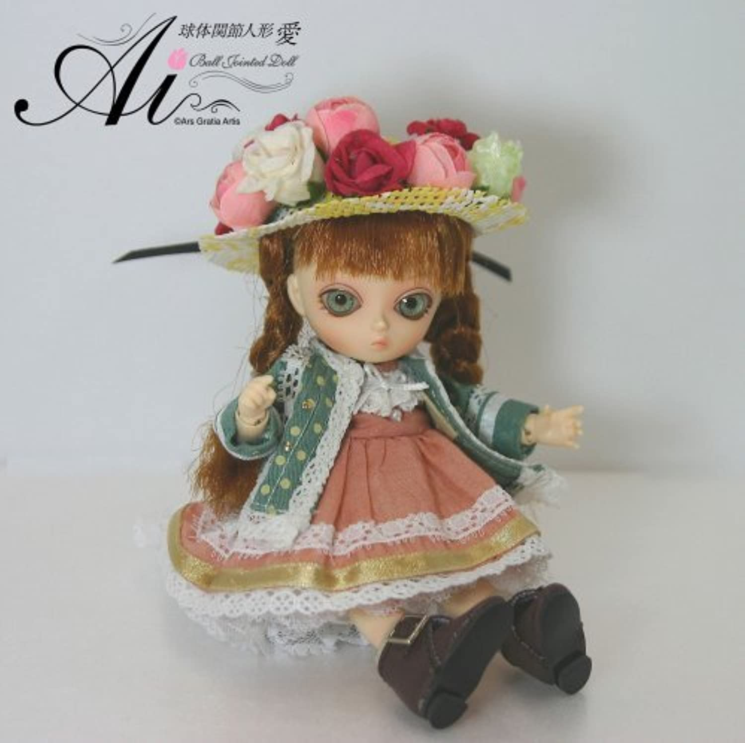 Ball-jointed Doll Ai - Lawn Daisy by JUN Planning