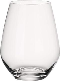 Villeroy & Boch Wasserglas, Kristallglas, Durchsichtig,