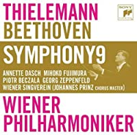 Beethoven: Symphony No. 9 'Choral' by Christian Thielemann (2012-07-28)