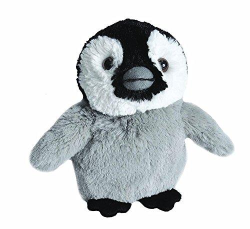 Wild Republic - 16258 - Peluche - Hug'ems - Bébé Pingouin - 18 cm