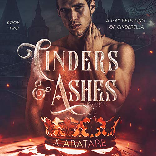 Cinders & Ashes, Book 2 Titelbild