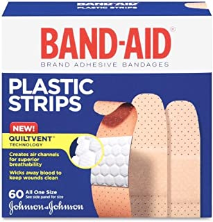 JOJ5635 - Band-Aid Plastic Bandages
