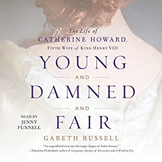 Young and Damned and Fair audiobook cover art