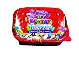 Bearied Treasure Gummies + Unicorns & Narwhals Toy Surprise   Tray of 10