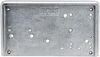 RCBS Cast Aluminum 9282 Accessory Base Plate 3 Grey