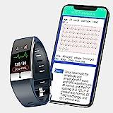 Zoom IMG-1 smartwatch temperature donna ecg orologio
