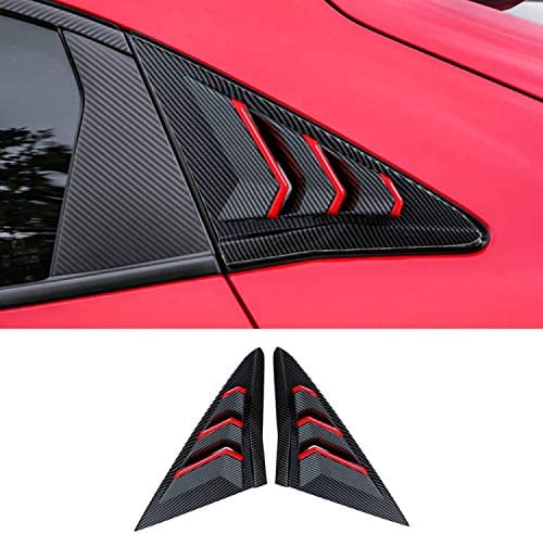 Challenge the lowest price of Japan Rifoda for Civic Window Louvers Air Shades Gorgeous Scoop Cover Vent Blin