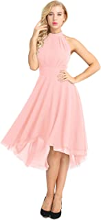 Best pink halter prom dress Reviews